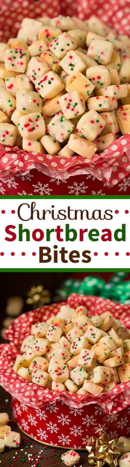 chrstmas shortbread