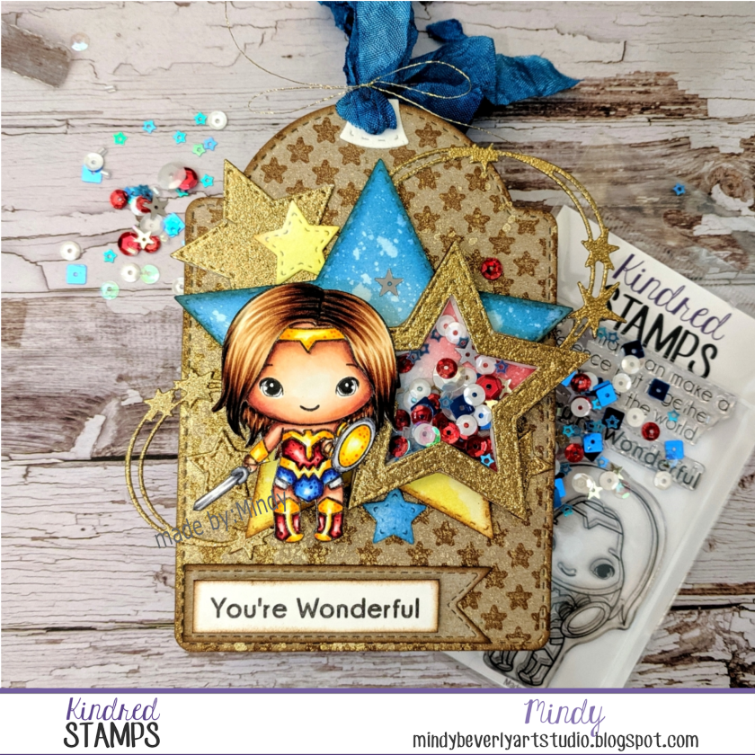You're Wonderful stamps set